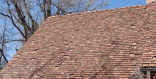 Tile Roof Flat Clay Roof Tiles