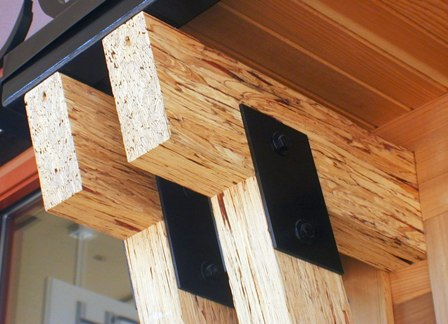 Wood Beams Composite