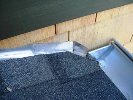 What Length Step Flashing Is Correct Roofing Siding